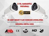 2 Mp Ahd Güvenlik Kamerası 1080p Full Hd Dış...