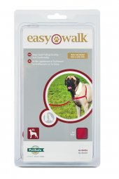 PETSAFE Easy Walk Harness Kırmızı Kopek Gogus Tasması XLARGE