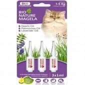 Bio Petactive Ense Damlası Kedi Tüy Ve Deri...