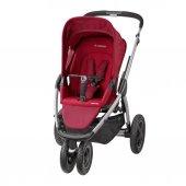 Maxi Cosi Mura Plus 3 Bebek Arabası Robin Red