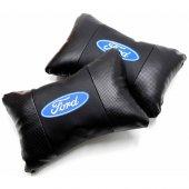 Simoni Racing Logolu Deri Boyun Yastığı 2 Adet...