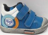 Pappikids242 Ortopedik Deri Erkek Çocuk Spor Ayakkabısı Bot