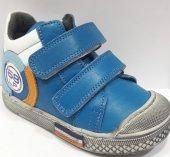 Pappikids242 Ortopedik Deri Erkek Çocuk Spor Ayakkabısı Bot-2