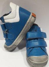 Pappikids242 Ortopedik Deri Erkek Çocuk Spor Ayakkabısı Bot-4