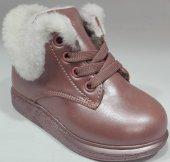 VİCCO946B19K251 Ortopedik Kışlık Kız Çocuk Bot Çİzme Pembe renk-3