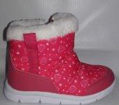 Vicco943p19k473 Kışlık Kız Çocuk Kar Botu Çizme Fuşya