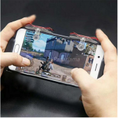 Pubg Mobile Telefon Tablet Oyun Çift Ateş Tetik...