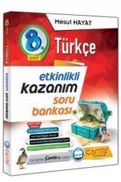çanta 8.sınıf Türkçe Etkinlikli Soru Bankası (2020)