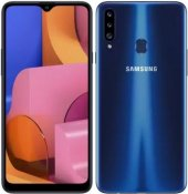 Samsung A20s 32gb (A207) Blue (2 Yıl Samsung...