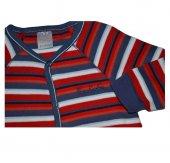 Pierre Cardin 160457  Tulum Kırmızı Mavi Çizgili-2