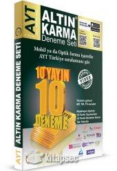 Altın Karma Ayt Deneme Seti 10 Farklı Yayın 10...