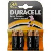 Duracell Aa Alkalin Pil 4 Adet