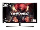 ViewSonic 32 VX3258-PC-MHD 1MS 165HZ 2xHDMI+DP FHD 1800R KAVİSLİ AMD FREESYNC GAMING MONİTÖR
