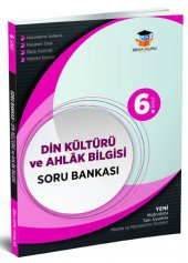Zeka Küpü Yayınları 6.sınıf Din Kültürü Soru Bankası