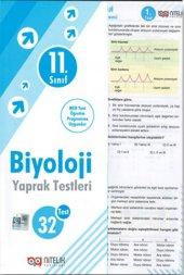 Nitelik Yaprak Test 11.sınıf Biyoloji *yeni*