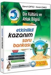 çanta Yayınları 5.sınıf Din Kültürü Ve Ahlak Bilgisi Kazanım S.b