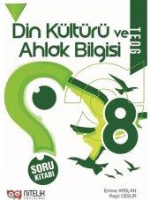 Nitelik 8.sınıf Din Kültürü Ve Ahlak Bilgisi Soru Kitabı *yeni*