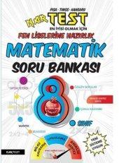 Nartest 8. Sınıf Süper Zeka Matematik Soru Bankası