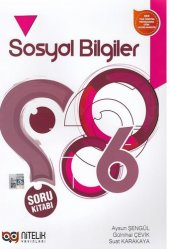 Nitelik 6.sınıf Sosyal Bilgiler Soru Kitabı *yeni*