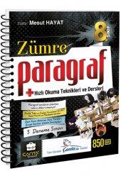 çanta Yayınları 8.sınıf Zümre Paragraf