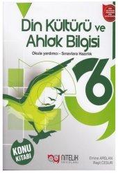 Nitelik 6.sınıf Din Kültürü Ve Ahlak Bilgisi Konu Kitabı