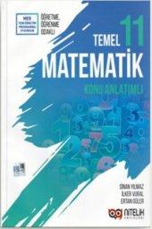 Nitelik 11.sınıf Temel Matematik Konu Kitabı *yeni*