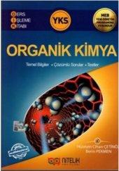 Nitelik Yks Ayt Organik Kimya Ders İşleme Kitabı *yeni*
