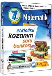 çanta Yayınları 7.sınıf Matematik Kazanım Soru Bankası