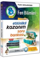 çanta Yayınları 8.sınıf Fen Bilimleri Kazanım Soru Bankası