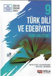 Nitelik 9.sınıf Türk Dili Ve Edebiyatı Konu Anlatımlı **