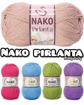Nako Pırlanta Örgü İpi 100 Gr Renk Seçenekli