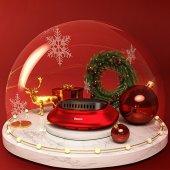 Baseus Yeni Araç Alanlara Hediye Set/New Year/Christmas Gift Set-5