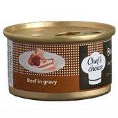 Chefs Choice Beef İn Gravy Soslu Sığır Etli...