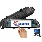 Novatek Nt720 7 İnç Dokunmatik Ips Ekran İnce Kenar Araç Kamera Geri Görüş Kamera