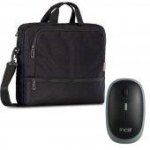Classone Tl6600 15.6 İnç Laptop Notebook Çantası + Kablosuz Mouse
