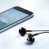 LG G7 Fit Benks Kulak İçi Kulaklık Süper Bass 3.5mm E01-3