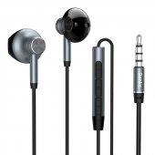 LG G7 Fit Benks Kulak İçi Kulaklık Süper Bass 3.5mm E01-8