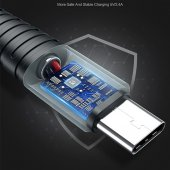 Xiaomi Redmi Note 8 Type-C Usb Hızlı Şarj Data Powerbank Kablo 1 -7