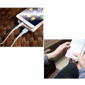 Oppo R17 Pro Type-C Usb Hızlı Şarj Data Powerbank Kablo 1 Metre-6