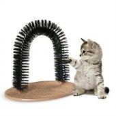 Kaktüskedi Kedi Tırmalama Masaj Kaşınma Tahtası...