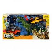 542054 Sun Cpm Oyun Set Dıno Valley T Rex Attack