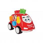 03 187 Smart Bultak Araba Kırmızı