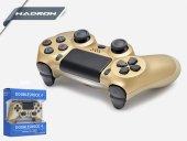 Hadron Hd323g 50 Ps4 Bluetooth Gold Oyun Kolu