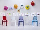 Siesta Baby Elizabeth Çocuk Sandalyesi Şeffaf Transparan-2