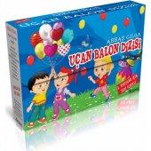 Uçan Balon Dizisi 3. Sınıflar İçin Hikaye Seti 10 Kitap Testli