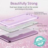 Samsung Galaxy S9 Kılıf, ESR Makeup Kılıf, Purple-8