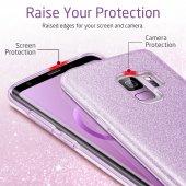 Samsung Galaxy S9 Kılıf, ESR Makeup Kılıf, Purple-9