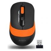 A4tech Fg10 Kablosuz Optik Mouse Siyah Turuncu