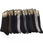 Prestige Ekonomik Pamuklu Erkek Çorap 12 Adet...