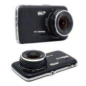 H8 1080p Gece Görüşlü Çift Kameralı Araç İçi Kamera